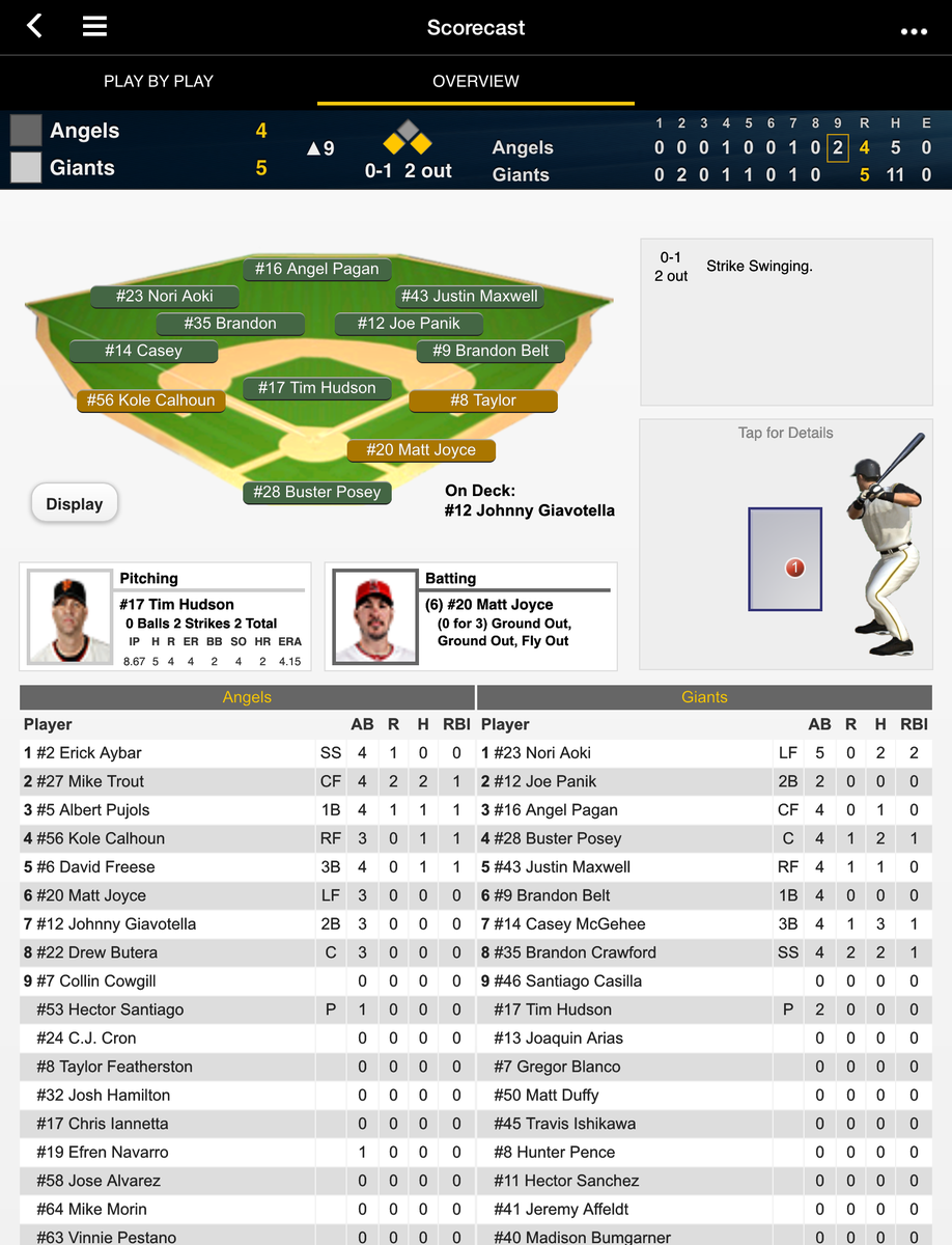 Just released: watch games on the iScore Central App for iPhone and iPad - for FREE! http://t.co/7C40CUJAj5 http://t.co/uGP9PzDXKH