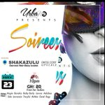 8)  Party > #Soirees Date > 23rd MaY Venue > shakazulu Dresscode > upscale  Rate > 20gh  Freee for girls  http://t.co/yO7IgPhPqf