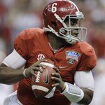 Former @AlabamaFTBL standout QB might take the 'Denard Robinson route' to the NFL: http://t.co/Mt0hubTrYG