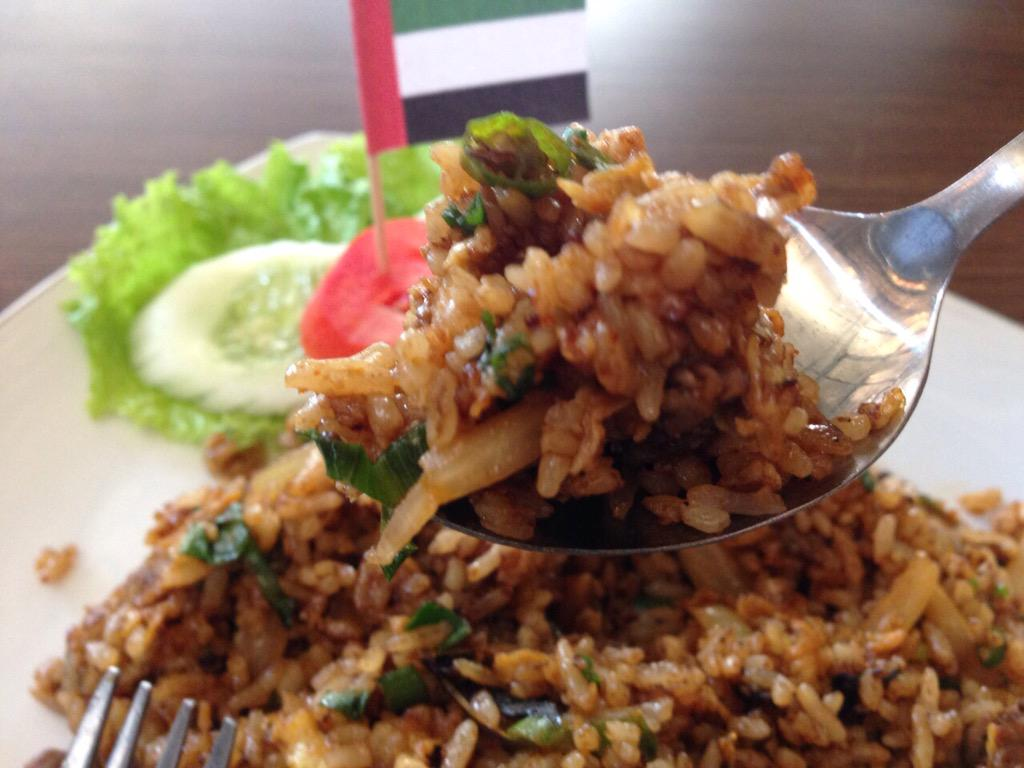 Kenapa Makan Nasi Goreng Campur Timun Berbahaya - AnekaNews.net