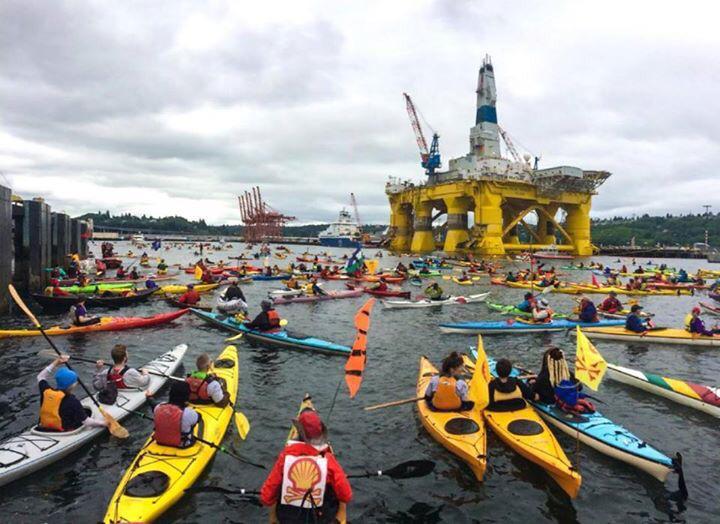 Burgerverzet tegen #olie en #gaswinning door #Shell neemt toe! Hee @Shell, we pikken het niet meer!! http://t.co/QxYnextjAi