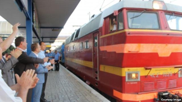 С 1 августа будет курсировать дополнительный рейс пассажирского поезда 53 сообщением пермь-симферополь