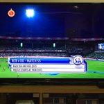Current situation in Bengaluru @IPL
