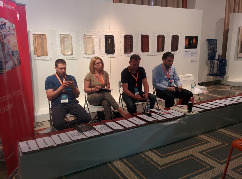 The jury #swsofia http://t.co/A2iYcwewP2