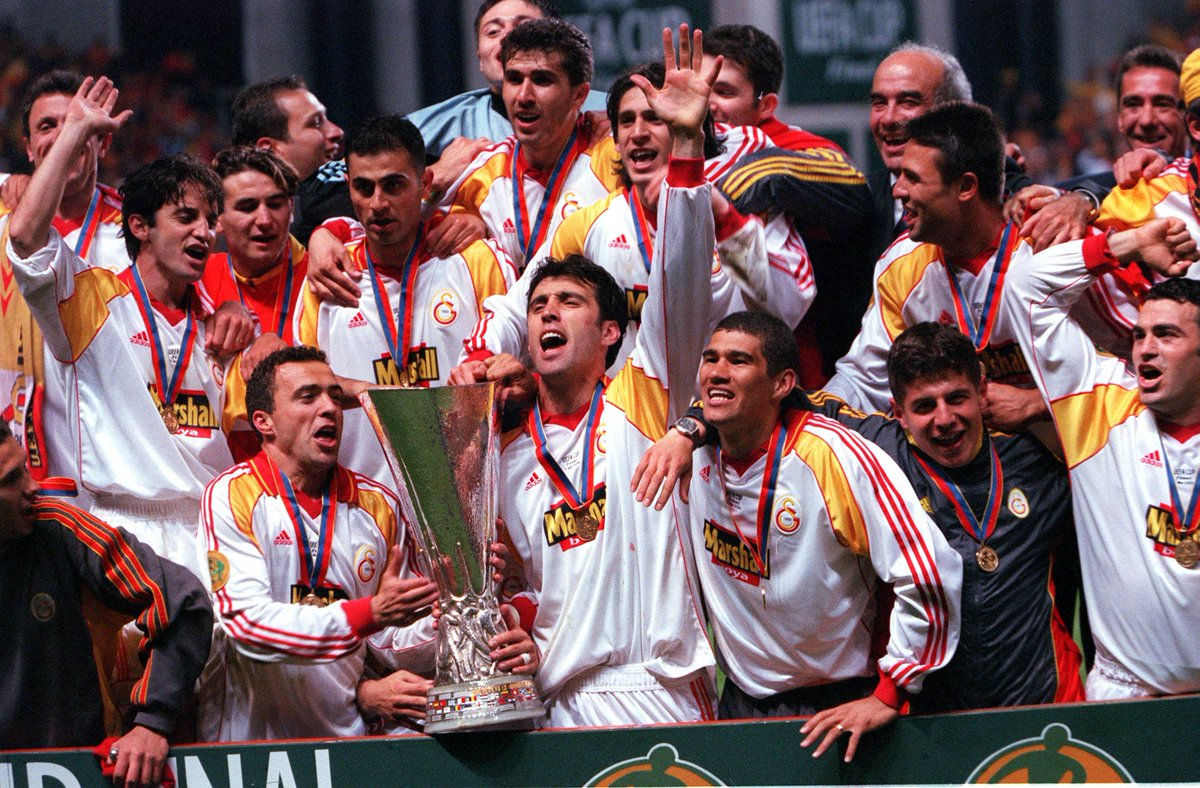 .@Galatasaray became the first Turkish club to lift a European trophy #OnThisDay in 2000: http://t.co/3flwov5trK http://t.co/YaXksP8pPo