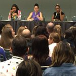 RT @Randybarbato: OMG!!!!  SRO at Women Who Love Drag Panel!!!!  @michellevisage @thesherylralph @JordinSparks @RuPaulsDragCon http://t.co/…