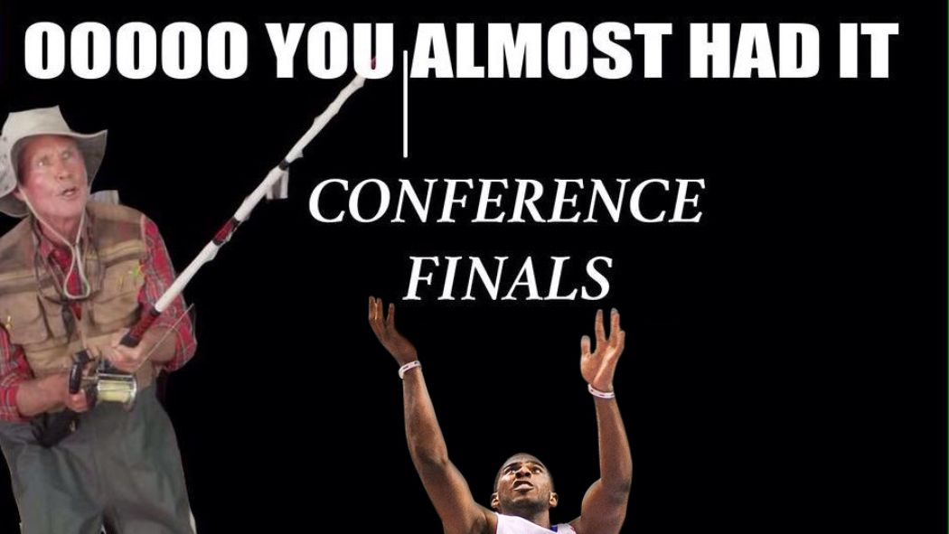 This is what Chris Paul must feel like. http://t.co/AKOT4SwqLx http://t.co/YkbDEDzvpE