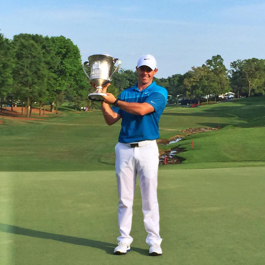 Retweet to help us congratulate your 2015 #WellsFargoChamp winner, @McIlroyRory! http://t.co/kTTHtNRoSl