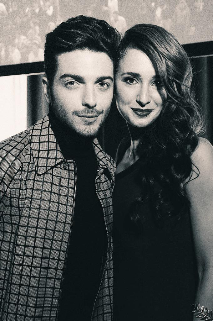 One of my favorite photos of the night: @GianGinoble. #Armenia #Italy #BuildingBridges http://t.co/xJEuj7XH0d