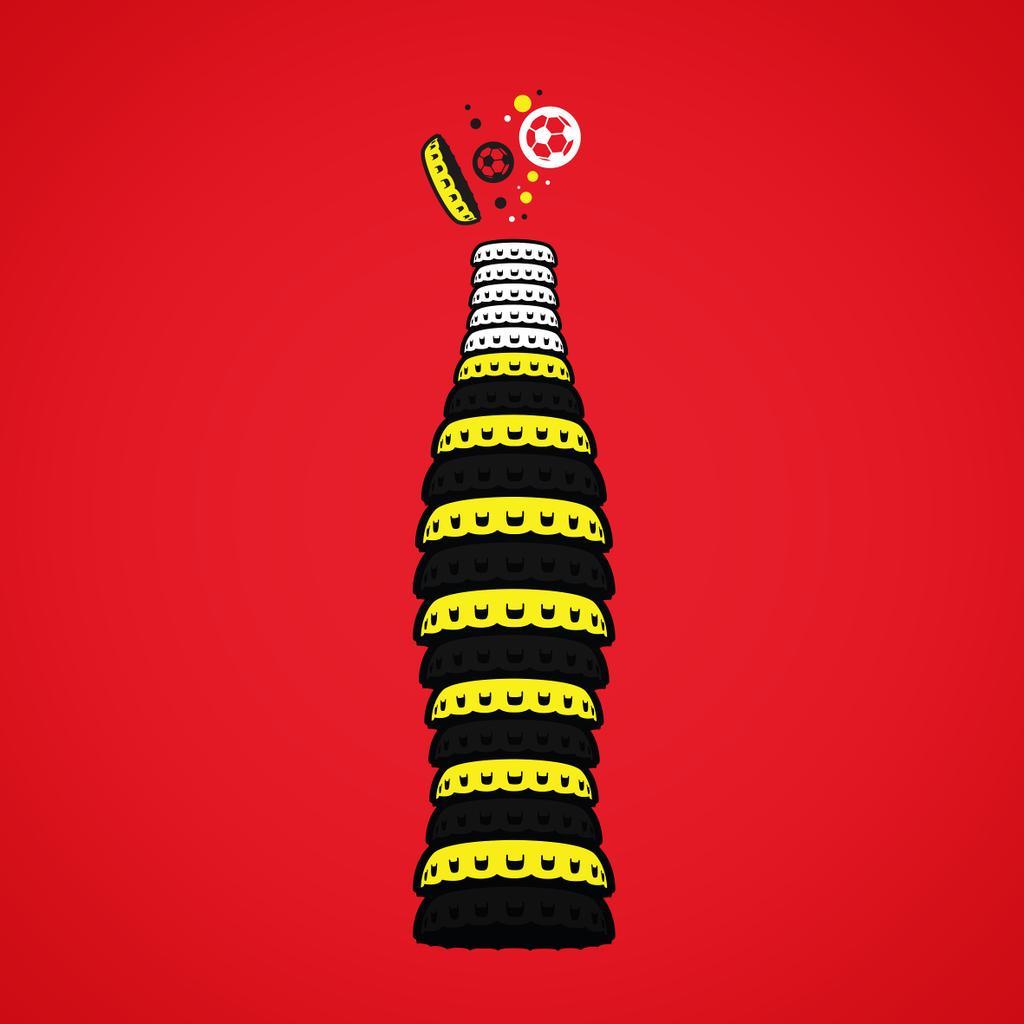 ¡Un brindis por el Deportivo Táchira, campeones de nuestro fútbol! http://t.co/aqobTDlT0p