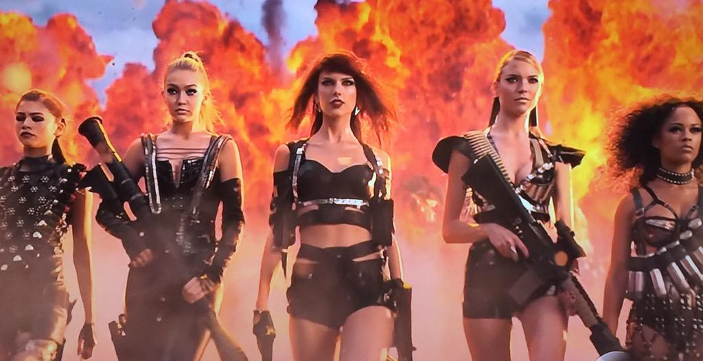 SQUAD GOALS #BadBloodMusicVideo #BBMAs http://t.co/6rc4IrkxWa