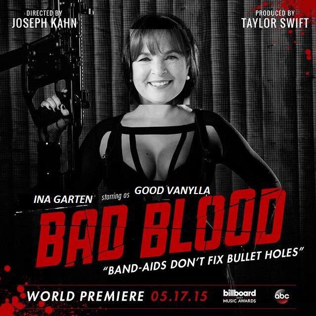 """Bad Blood"" needed more Ina. http://t.co/cOk0cA91wc"