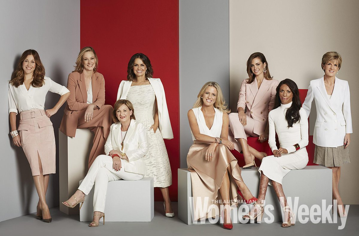 RT @WomensWeeklyMag: Meet the judges who could award you with $10,000: womenoftheweekly theweeklyqantasgrant http:…