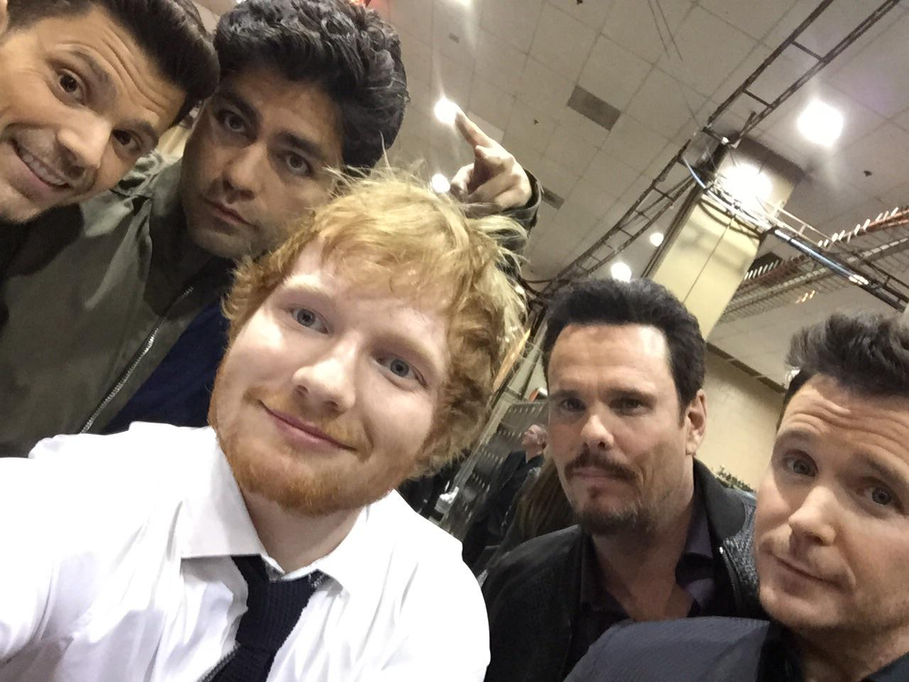 RT @edsheeran: I'm part of the gang http://t.co/mLxwtd46Zg