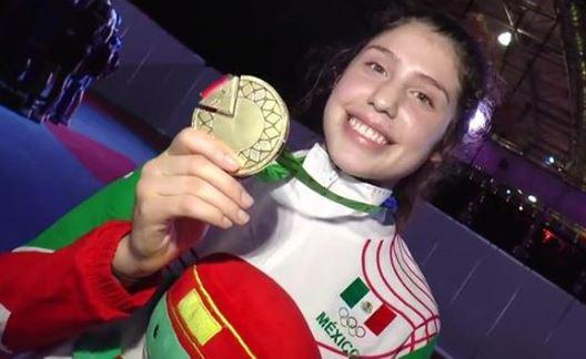 RT @Antonio_Rosique: Anel F?lix gan? oro en los Juegos Centroamericanos y del Caribe Veracruz 2014, ?xito esta noche en #chelyabinks #TKD h?