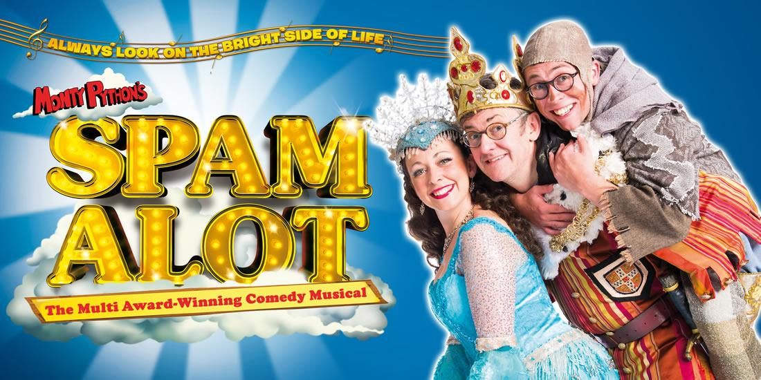 Love Monty Python? WIN 2 tix to Spamalot at @GlasgowKings! Simply RT & follow to enter, t&c's: http://t.co/NIQEATWc4U http://t.co/vjF1cS9C6E