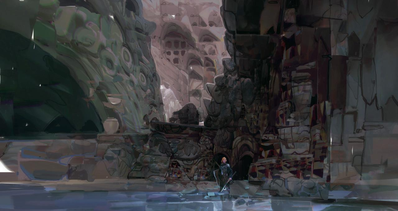 #maysketchaday Day17 - Exercise in the effort to build immunity to perfectionism. Join me, one sketch and post a day! http://t.co/qMJ1VEvHLA