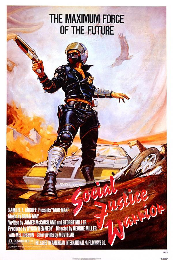 I fixed that #MadMax poster for the MRAs complaining about #FuryRoad: http://t.co/sCxdANDGMg
