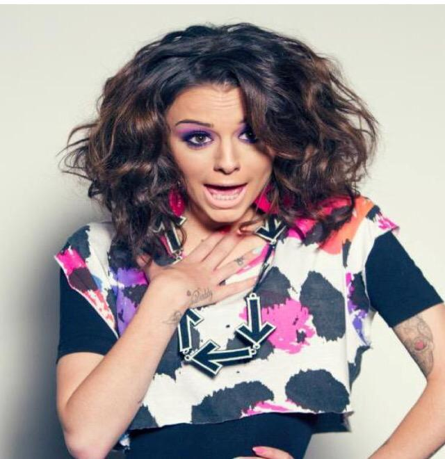 Happy Birthday to Cher Lloyd. The pint sized pop pricess is 20 today!!