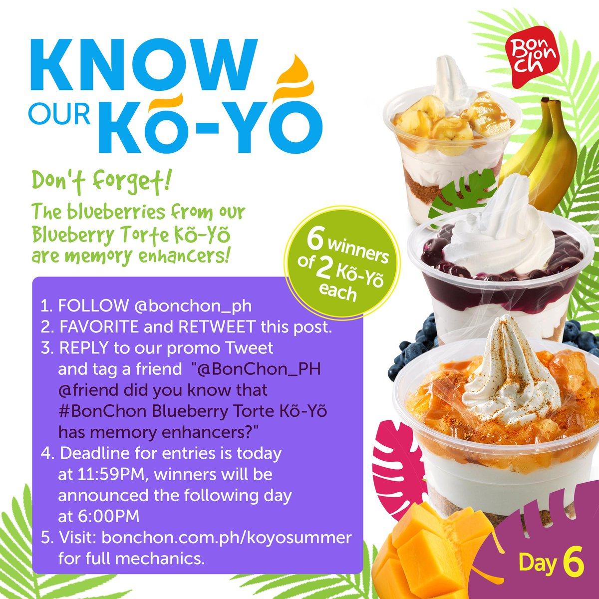 It's Day 6, here's something cool for everyone! Check out http://t.co/htpdgzrGx7 for full mechanics! #BonChon http://t.co/ciOZUOCFjr