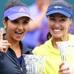 RT @IndiaInSports: WTA Rankings | Doubles Team [18-05-2015]: @MirzaSania / @mhingis 1st http://t.co/TavkUELm42