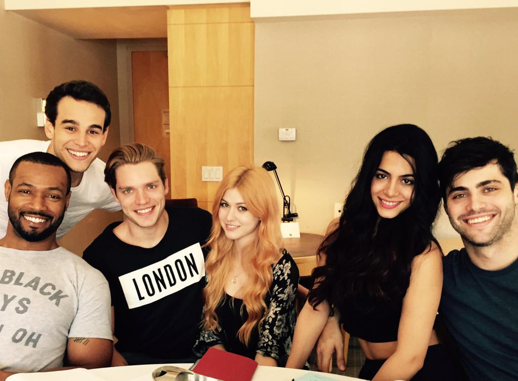 It's official: @ShadowhuntersTV has the hottest cast on TV. Look at these babes!