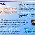 .@dlsistemas **Promociona** tus productos y servicios con Mensajes de Texto,usando smsOk,Inf: dlsistemasrs@gmail.com http://t.co/JmJzWY0IWt