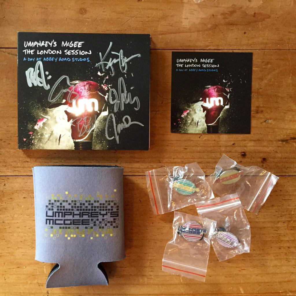 New #BTRJamSession now on @BreakThruRadio! RT to enter to win @umphreysmcgee signed swag! http://t.co/doF8YB3TF4 http://t.co/RVvRbULMQd