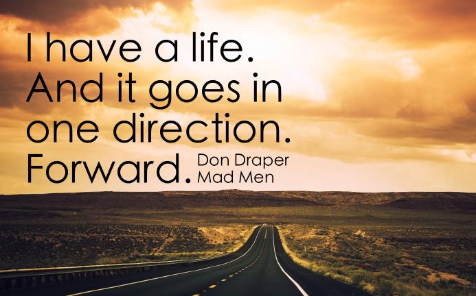 In all things, #career or otherwise, never become stagnant. Always be ready to grow. #MadMenFinale #MondayMotivation http://t.co/sMHroer76B