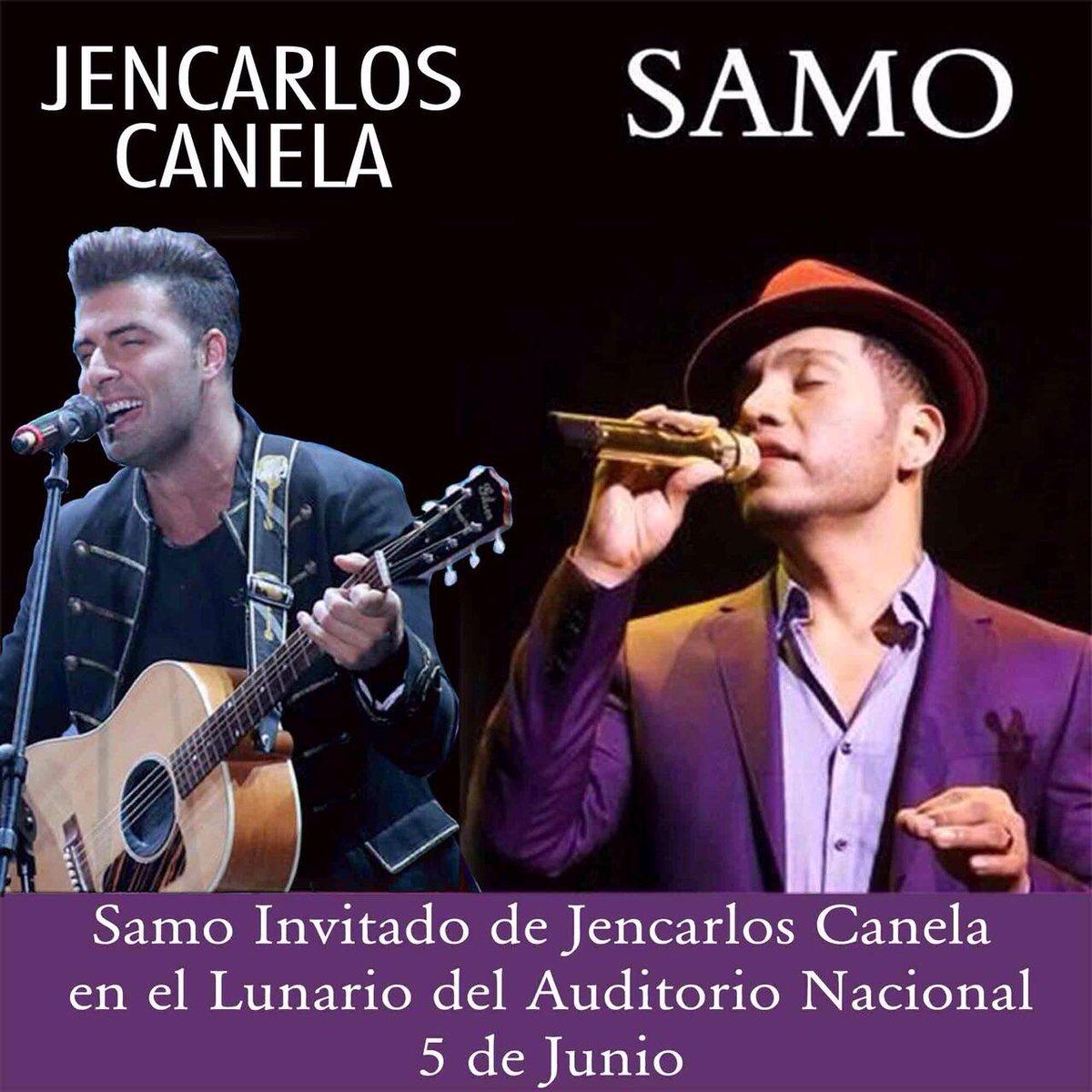 Los invito este 5 de junio al show de mi amigo @jencarlosmusic en el @LunarioMx. RT http://t.co/TR4OLangS7