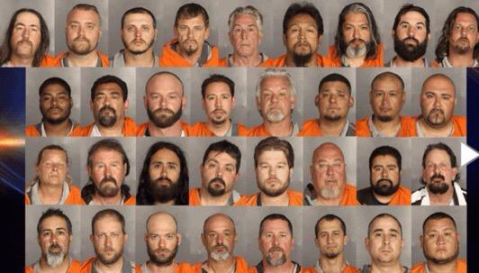 The #WacoShooting gang members are more racially diverse than the 2015 Democrat presidential field. HT @KatMcKinley http://t.co/tGBQlLHSyi