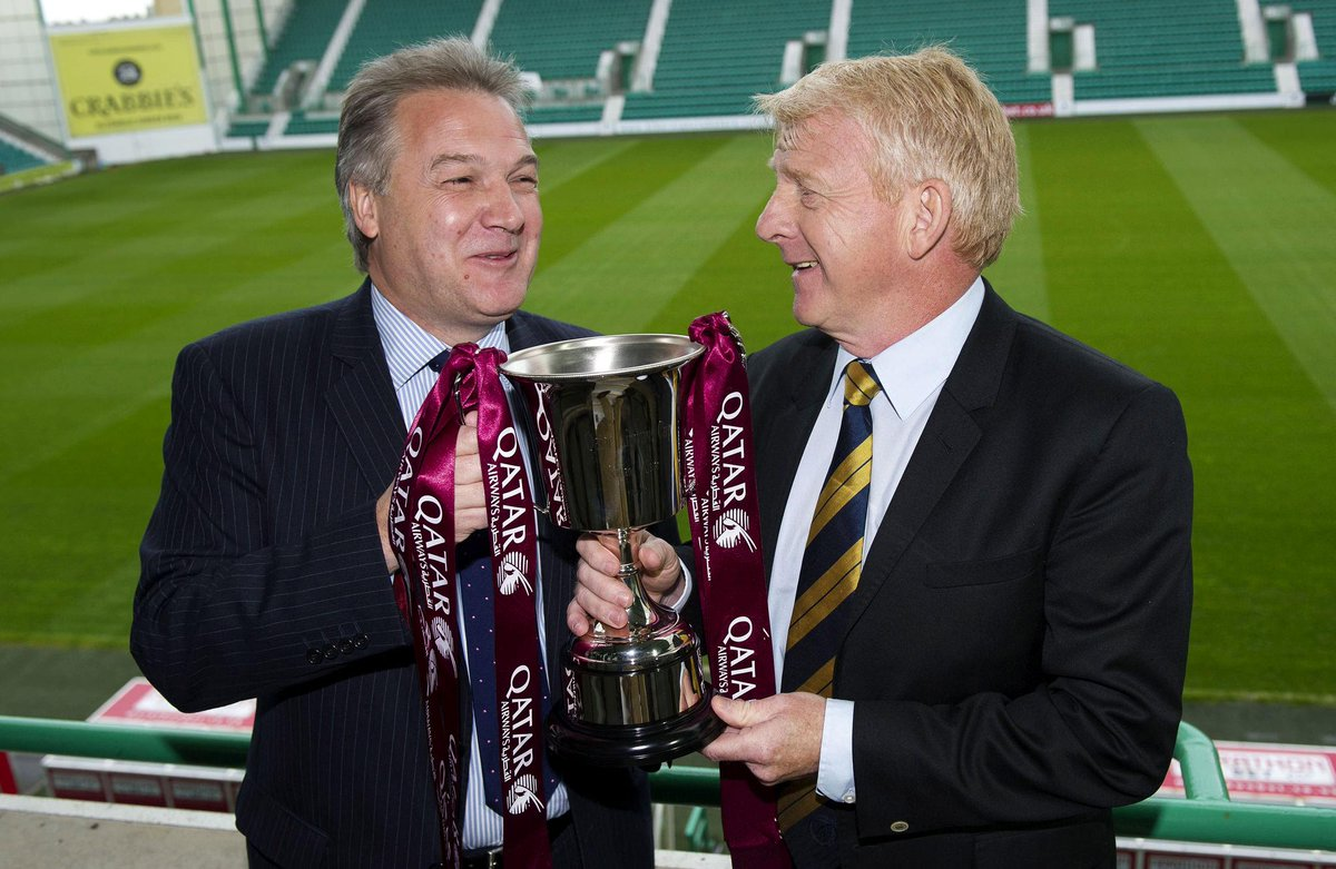 تفتخر الناقلة القطرية بأن تعلن عن تنافس قطر و اسكتلندا على كأس الخطوط الجوية القطر