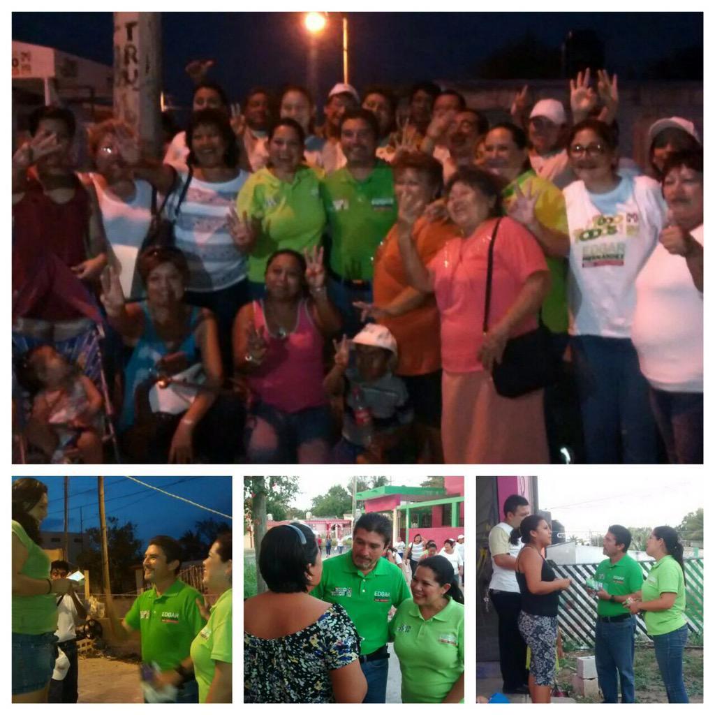 Un gusto acompañar a @Edgarr_Hdez nuevamente a saludar a los vecinos de Cd. Concordia, gracias por recibirnos! http://t.co/uecpwyf8hd