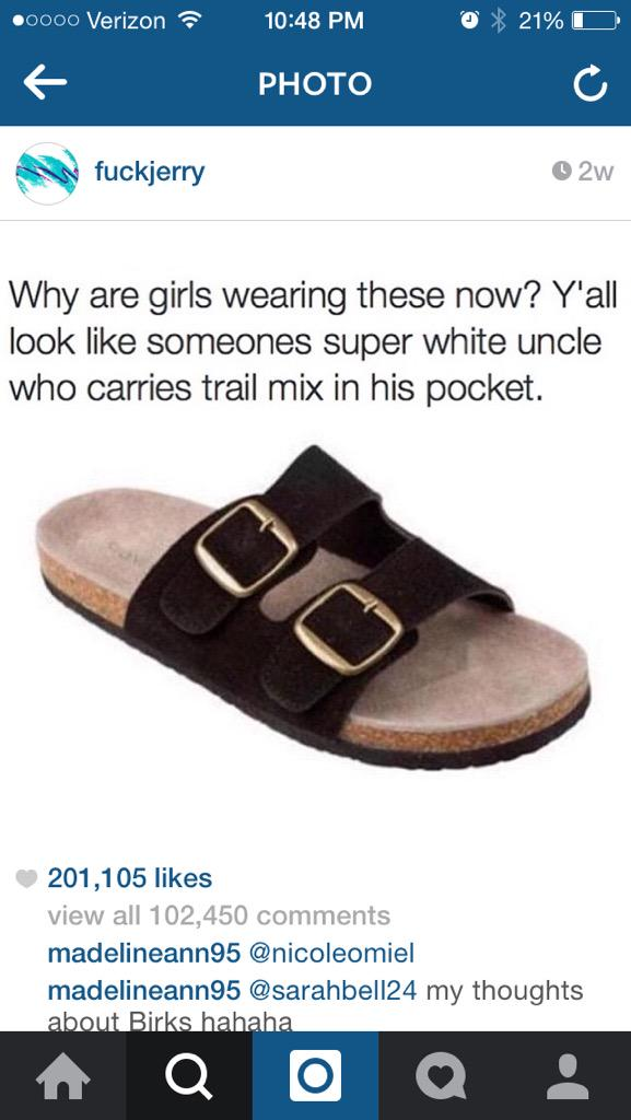 How I feel about Birks