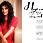 #TuesdayNostalgia @taapsee on the SS Feb 2015 cover. Interview by @journomalini and Krish Sriprada. http://t.co/0deD8gDWZP