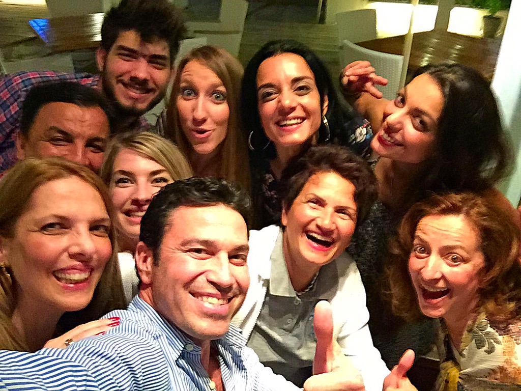 @ifgofficial @ngradio_gr ΠΕΡΑΣΑΜΕ ΦΑΝΤΑΣΤΙΚΑ με τους Αγγέλους του New Generation Radio, με την Ασπασια Λεβεντη
