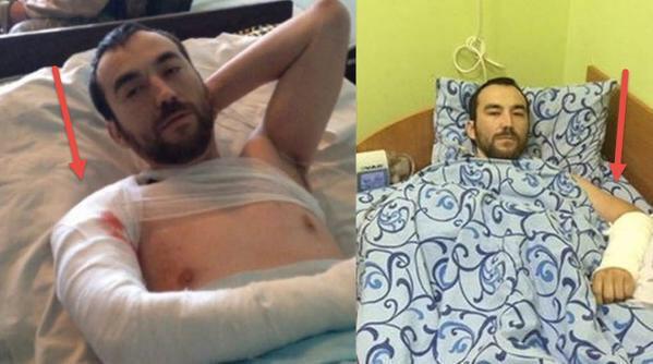 К задержанным российским спецназовцам пустят представителей Красного креста и ОБСЕ, - Селезнев - Цензор.НЕТ 9116