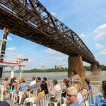 Riverboat tours offer one of the best ways to see, feel and learn about #Memphis. http://t.co/3TV1g5D8Ju http://t.co/ICtmORyWjc