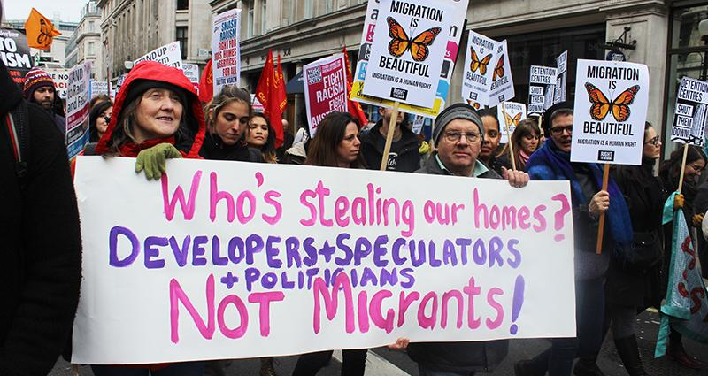 Join us on June20 in London on the Stop Blaming Immigrants bloc Demo against austerity https://t.co/UNQK4wzlw0 #J20 http://t.co/YxNBgucHa2