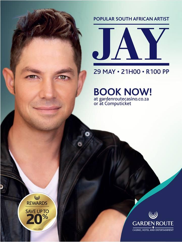 MOSSEL BAY 29 May 21:00 - Bravo Lounge Dinner & show R180pp, show R100pp  Booking now open: http://t.co/d01tRs40Yl http://t.co/6A8Hn8Ld0f