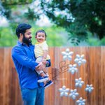 Thankfully twitter doesn't have a cuteness upload limit..cuteness overloaded ma..#WelcomeAbhay