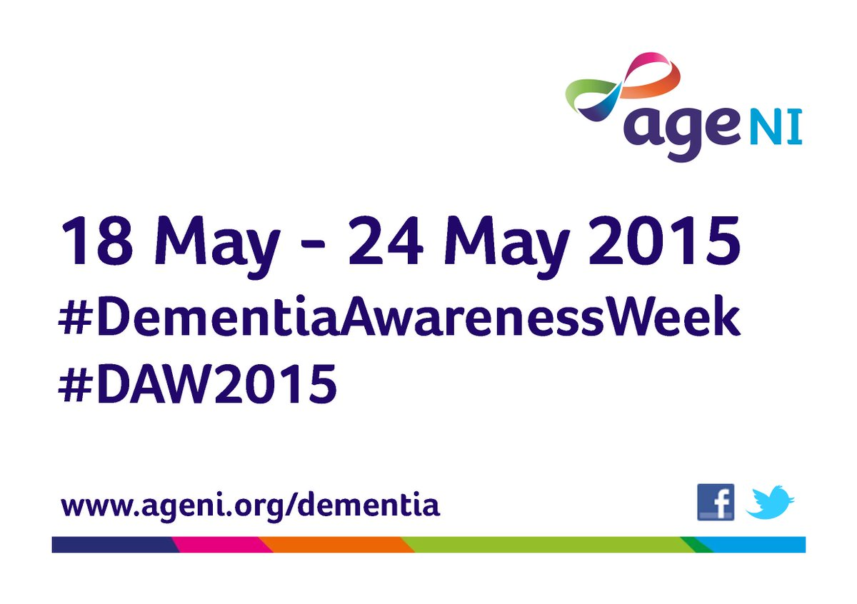 This is #DementiaAwarenessWeek Retweet us to help more older people #lovelaterlife #DAW2015 http://t.co/fisxjj1x81 http://t.co/8LtiKXT2fa