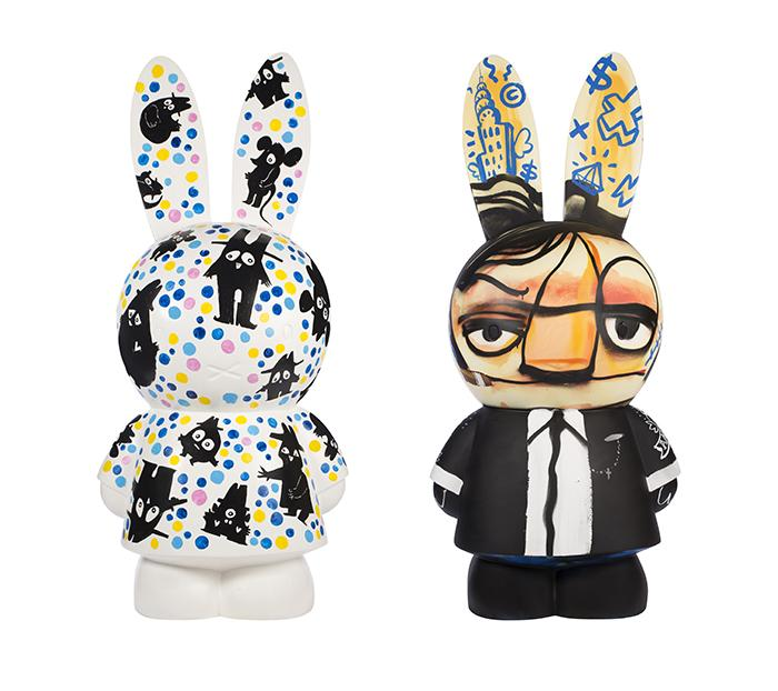 Miffy Art Parade celebrate 60 years of Dick Bruna's iconic character http://t.co/8JuJJaRtlS http://t.co/Ha5zw82zPo