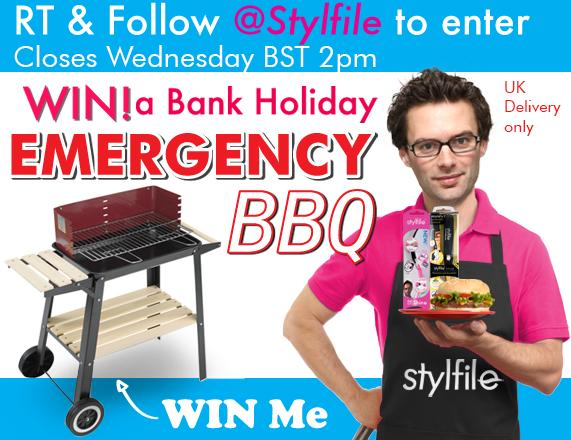 Last chance to enter to win #EmergencyBBQ - Don't miss out!! RT & Follow @stylfile http://t.co/60KtTcPpBG