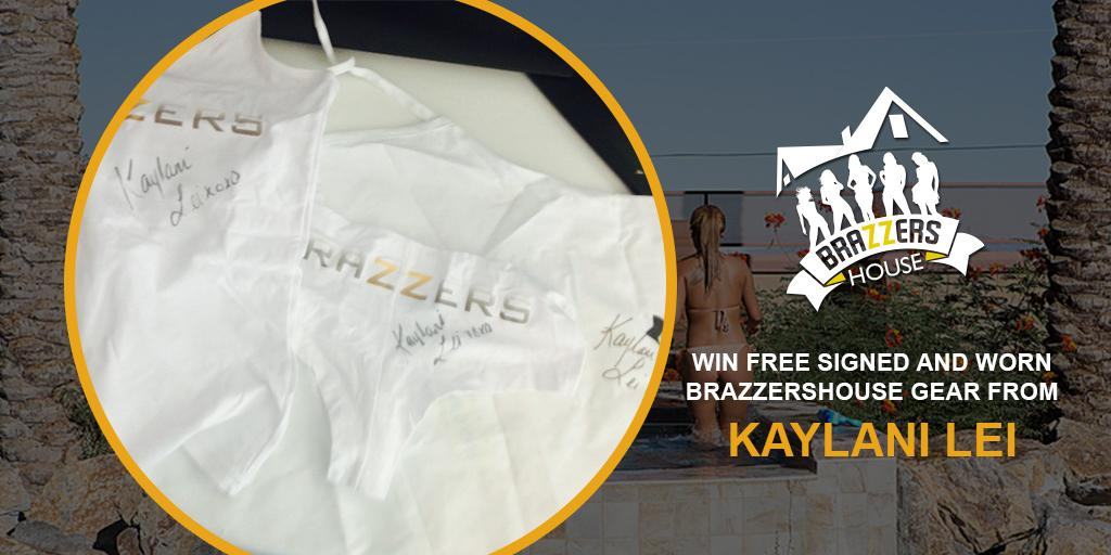 RT : Use #BrazzersHouse and tell us your favorite part of the show! You can win SIGNED & WORN