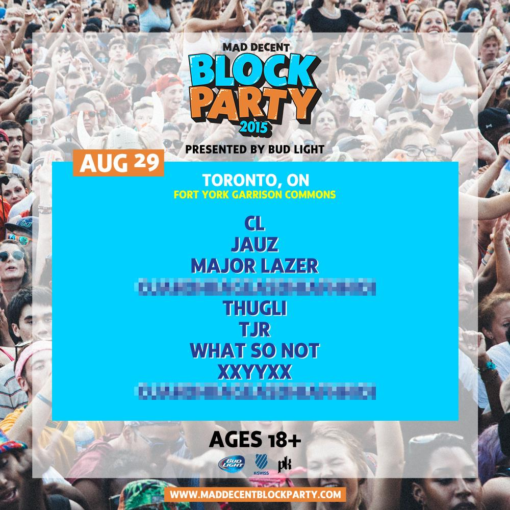 We're excited to announce that @chaelinCL will be joining the Toronto @MDBlockParty on Aug 29: http://t.co/GDn4QUGPFJ http://t.co/9WnoQngJ5t