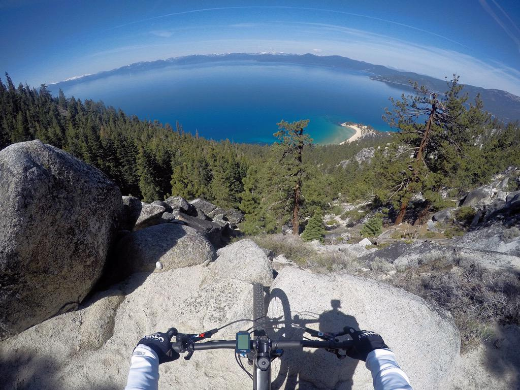 We recommend bringing a bike when you visit our neck of the woods this time of the year, for obvious reasons. #GoPro http://t.co/93NdXWhNmd