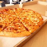 """""""Pessoas que comem bastante pizza tem menores chances de desenvolver câncer."""" Caralho sou imortal http://t.co/E38lLpRllU"""