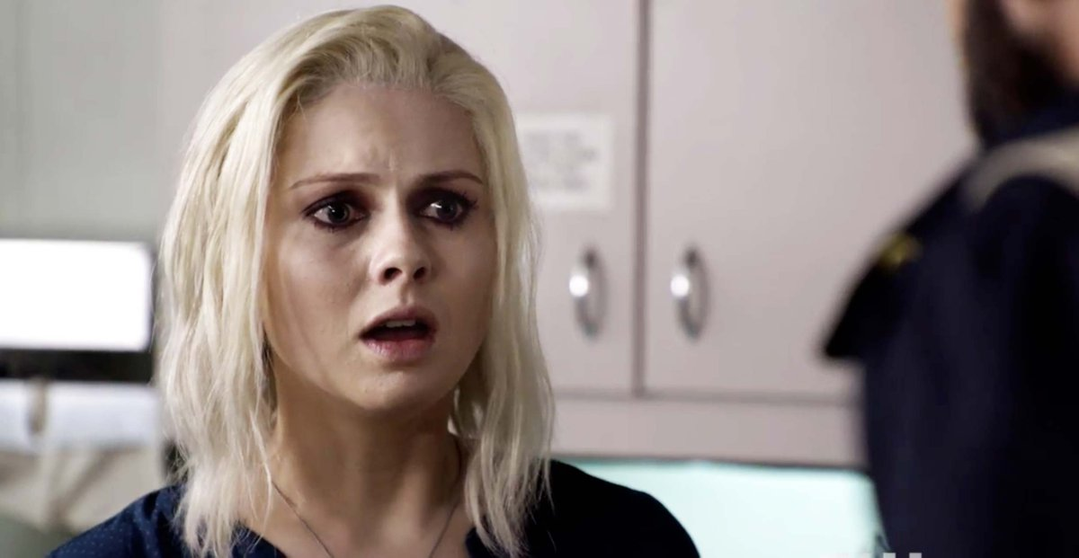 .@CWiZombie exclusive clip: Ravi thinks it's time to tell Major the truth: