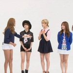 SISTARs Soyu, SECRETs Hana, and AOAs ChoA to battle it out in tug of war on Weekly Idol http://t.co/QlhAKDLe2i http://t.co/bW8yItrvfo
